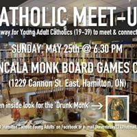 Catholic Meet-Up Mancala Monk Board Games Cafe