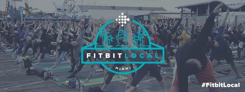 Fitbit Local Bodyweight Bootcamp and Yoga Flow