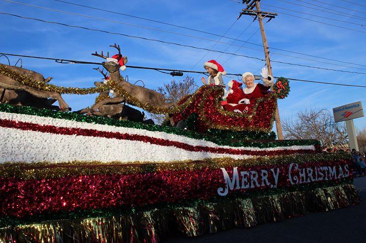 Kernersville Christmas Parade 2019 Kernersville Christmas Parade Sponsored by Cone Health   Kernersville