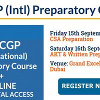 MRCGP(International) Preparatory Course in Dubai