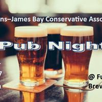 Timmins-James Bay Conservative Association Pub Night
