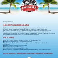 No Limit Bahamas Bash
