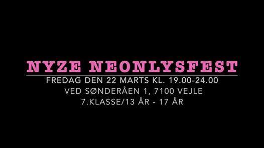 Neonlysfest - NYZE Ungfest Vejle