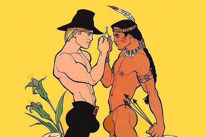 gay comics and graphic novels