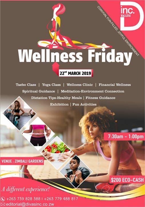 Fun-filled wellness Pop-up Event 2019