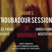 Aidans Troubadour Sessions  November