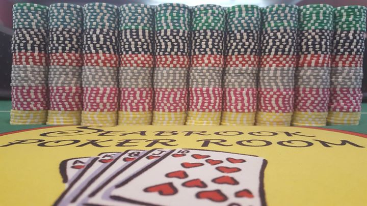 $1700 CASH HIGH HAND Giveaway! at Seabrook Poker Atlas