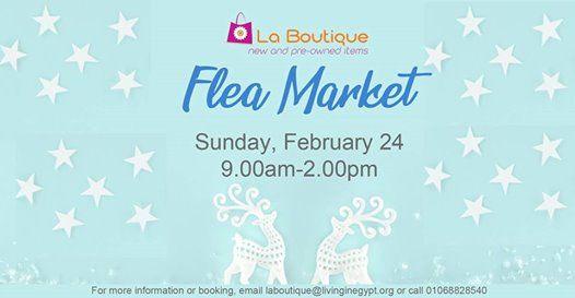 La Boutique Flea Market