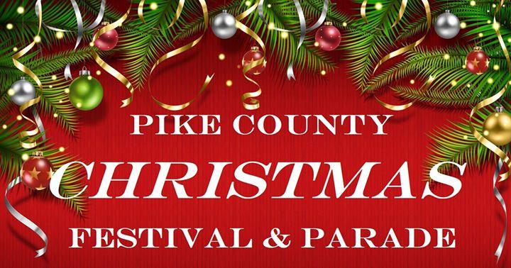 Pike County Christmas Festival & Parade