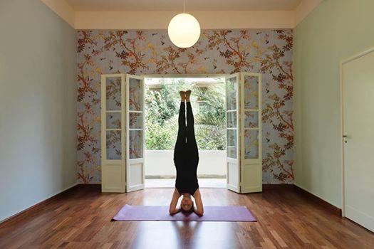 Hatha yoga classes with Sarah Warde