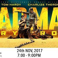 HK Open Air Cinema Club - Mad Max Fury Road (2015)