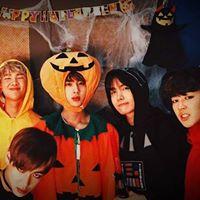 Halloween K-pop Night 2017