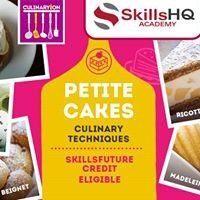 SkillsHQ Petite Cakes New