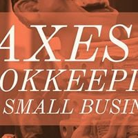 Taxes &amp Bookkeeping for Small Business