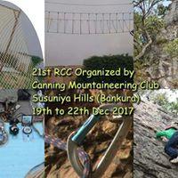 Rock climbing Course