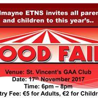 Belmayne ETNS Food Fair