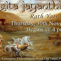 Gita Jayanthi Rath Yatra