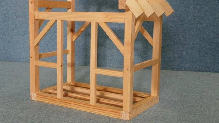 Advanced Timber Frame Joints at Centre for Alternative Technology ...