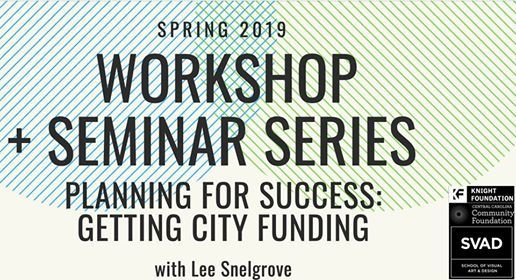 Workshop and Seminar Series Planning for Success