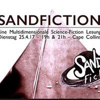 Sandfiction - Eine Multimediale Science Fiction Lesung