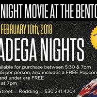 Dinner and a Movie at Benton Air Center