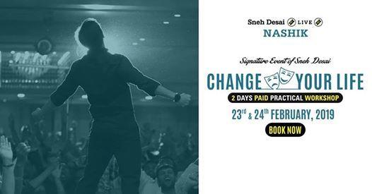 Nashik - Change Your Life Workshop