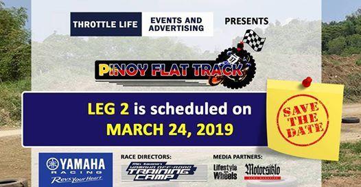 2019 Pinoy Flat Track 5-Leg Series