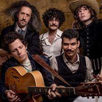 Circuito Cultural apresenta Mustache &amp Os Apaches na Freguesia