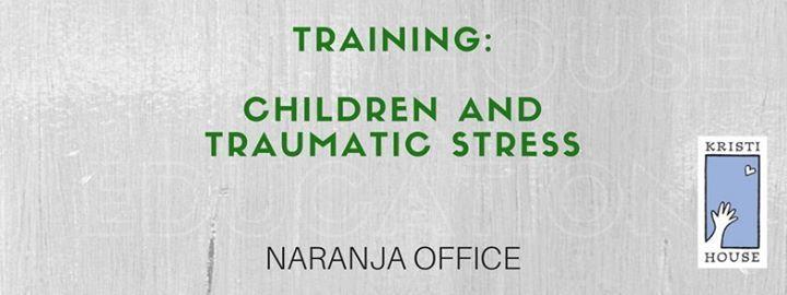 Training Children and Traumatic Stress - Naranja