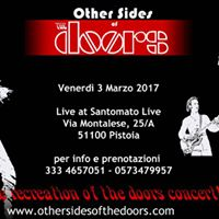 Ven 3 Other sides of the doorsThe doors tribute Santomato Live