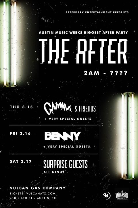 The After feat. Very Special Surprise Guests