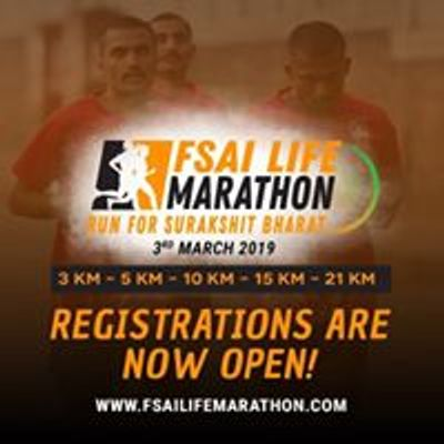 FSAI Life Marathon