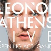Leon of Athens Live at six dogs
