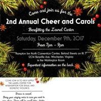 2nd Annual Cheer and Carols