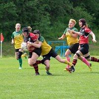 Naisten SM-sarja Tampere Rugby Club - Jyvskyl Rugby Club