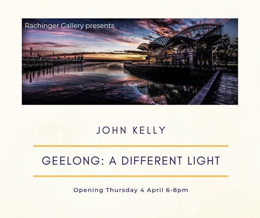 John Kelly A Different Light