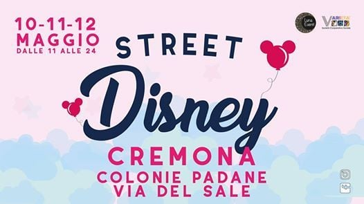 Street Disney - Cremona