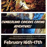 Cumberland Cavers Caving Adventure