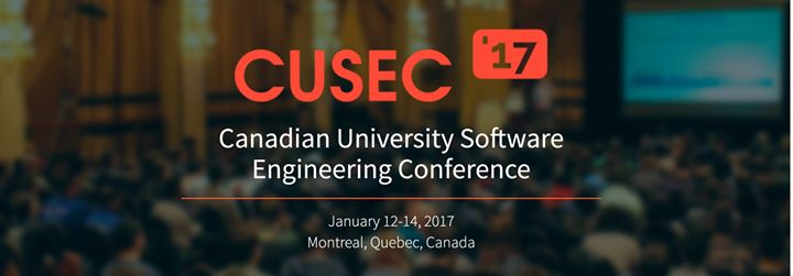 CUSEC 2017 McMaster Delegation