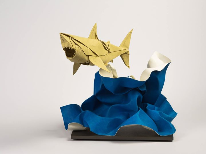 Gallery Opening Into the Fold The Art and Science of Origami