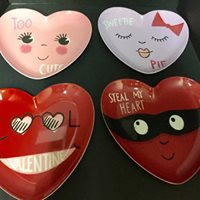 Valentine Party at Gregs paint your own Pottery