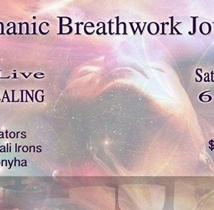 Shamanic Breathwork &amp Live Sound Healing Journey
