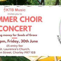Summer Choir Concert