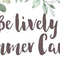 Be Lively Summer Camp (Ages 12-16)  Healthy Lifestyle Camp for Teens