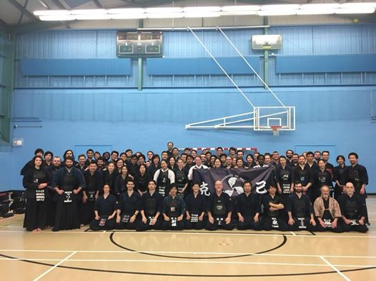 UKKCs Easter Taikai and Last Session 2019