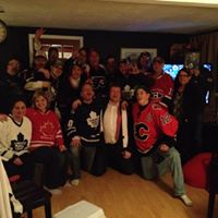 Hockey Day In Canada Party 2018