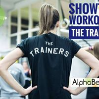 ABConnect Showtime Workout at The Trainers &amp Drinks at Atelier
