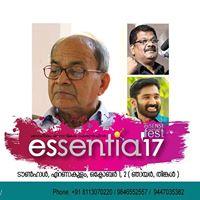 EsSENSE Annual Fest at Ernakulam  esSENTIA17