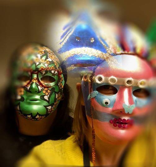 Vinterferie-verksted  Jugend-masker
