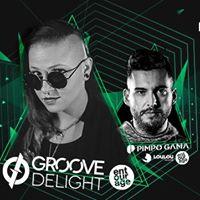 Groove Delight e Pimpo Gama em Uberlndia